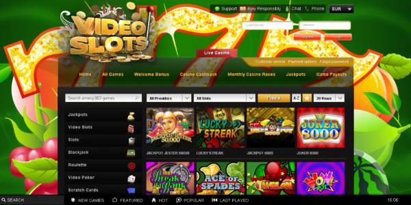 Video Slots Casino MCPcom 4