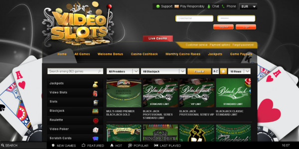 Video Slots Casino MCPcom 6