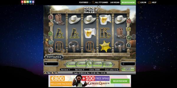 SlotsMillion Casino MCPcom games6