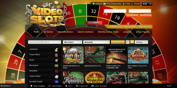 Video Slots Casino MCPcom 8