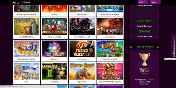 Slots Magic Casino MCPcom 2