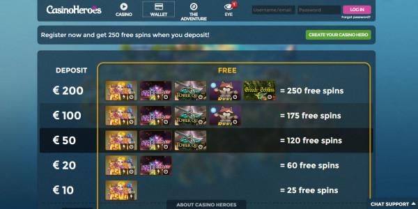 Heroes Casino MCPcom2