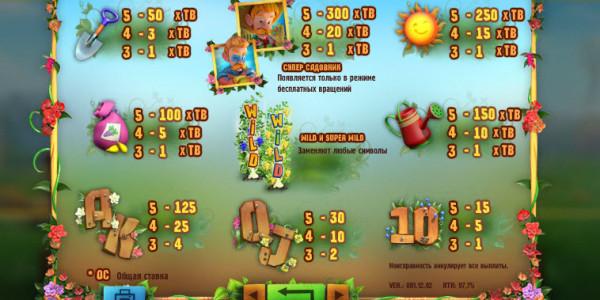 Bumper Crop Video Slots by Playson MCPcom pay