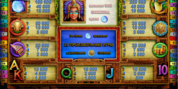 Mayan Moons MCPcom Novomatic pay