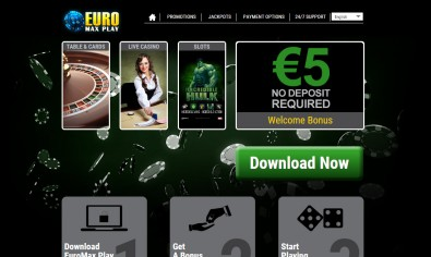 Euro Max Play Casino MCPcom