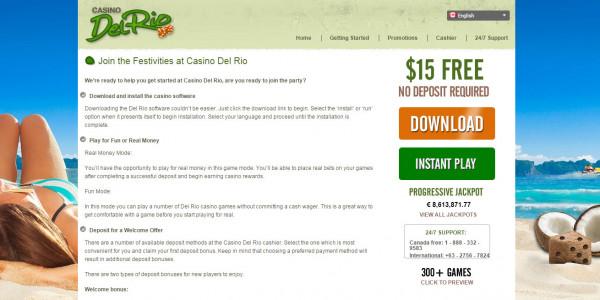 Del Rio Casino MCPcom 2