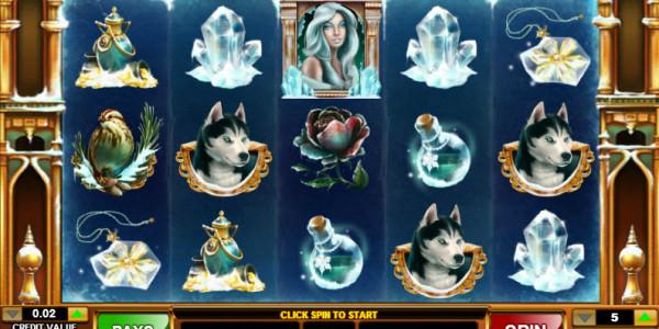 Siberian Siren Video Slots by Amaya