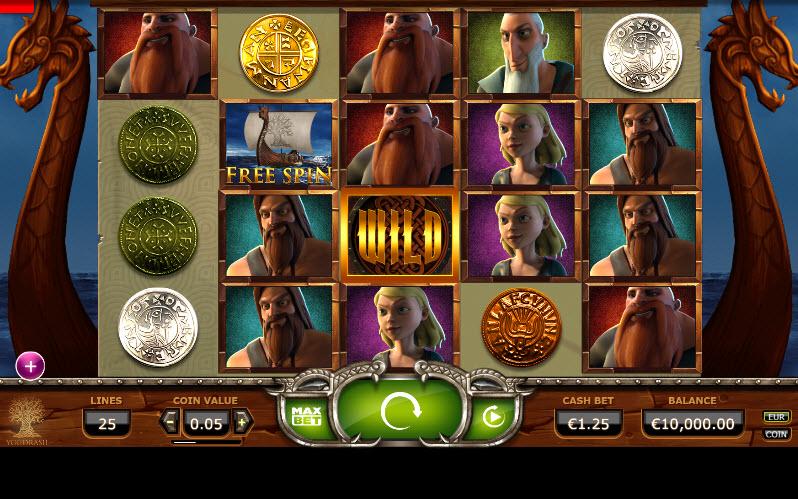 Vikings Go Wild Video Slots by Yggdrasil MCPcom