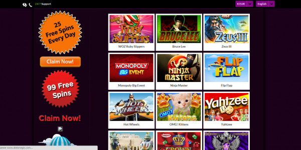 Slots Magic Casino MCPcom 4