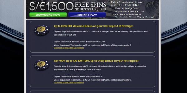 Prestige Casino MCPcom 4