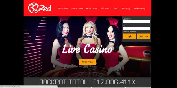 32 Red Casino MCPcom live