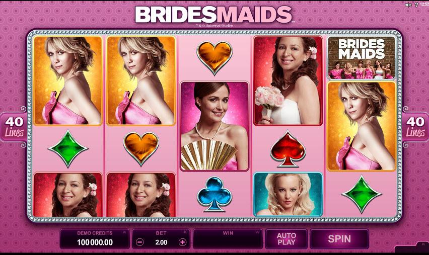 Bridesmaids MCPcom Microgaming
