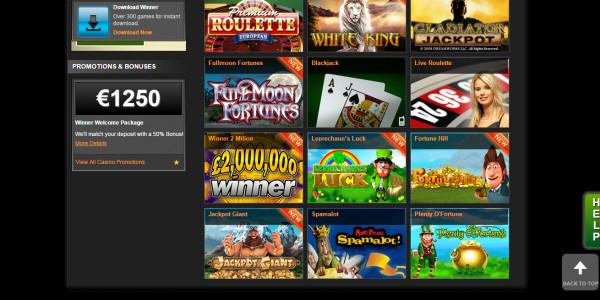 Winner Casino MCPcom6