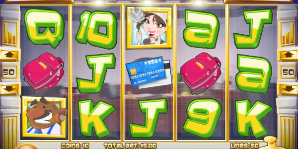 Tycoon Towers Video slots by Rival MCPcom