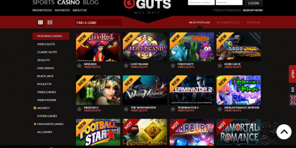 Guts Casino MCPcom 2