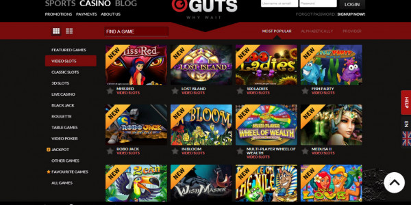 Guts Casino MCPcom 3