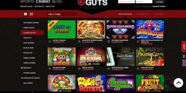 Guts Casino MCPcom 4