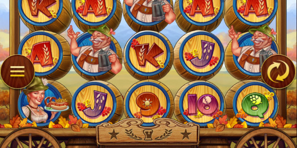 Bier Fest Video slots by Genesis Gaming MCPcom