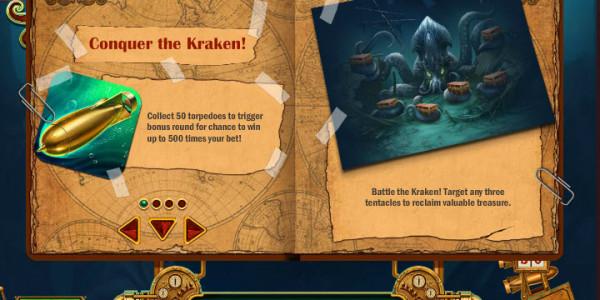 Eye of The Kraken Video Slots by Play'n GO MCPcom pay