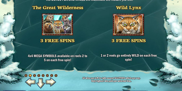 Wild North Video Slots by Play'n GO MCPcom pay