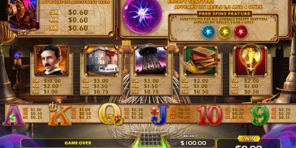 Eye of The Kraken Video Slots by GameArt MCPcom pay