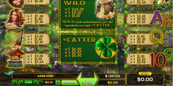 Jumpin' Pot Video Slots by GameArt MCPcom pay