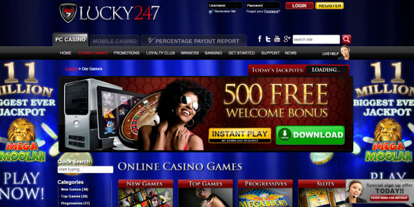 Lucky247 Casino MCPcom2