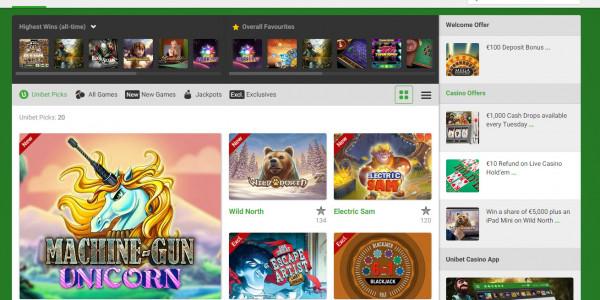 Unibet Casino MCPcom 1