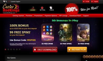 Casino RedKings MCPcom