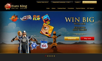 EuroKing Casino MCPcom