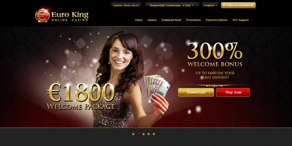 EuroKing Casino MCPcom 2