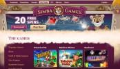 SimbaGames Casino MCPcom
