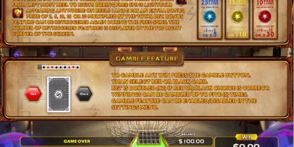 Eye of The Kraken Video Slots by GameArt MCPcom pay2