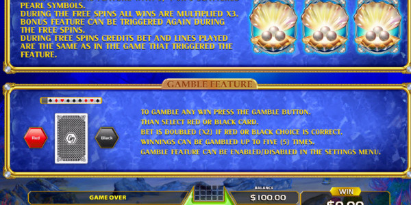 Wild Dolphin Video Slots by GameArt MCPcom pay2
