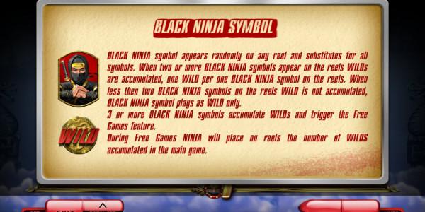 The Ninja Video Slots by Endorphina MCPcom pay2