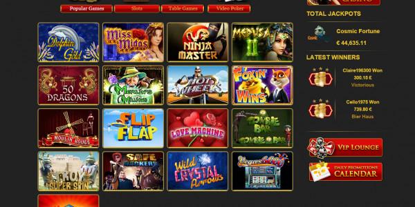 EuroKing Casino MCPcom 3