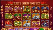 East Wind Battle Video Slots by GamesOS MCPcom