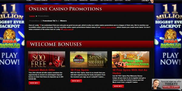 Lucky247 Casino MCPcom4