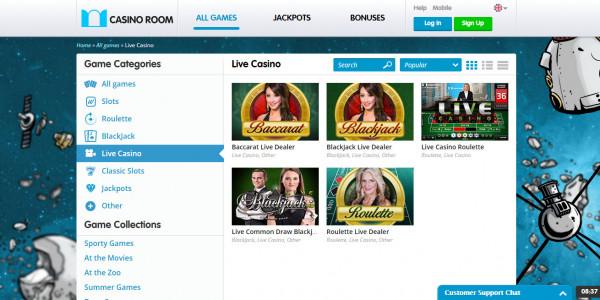 Room Casino MCPcom 4