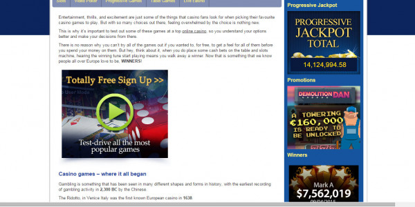 Casino Euro MCPcom 2