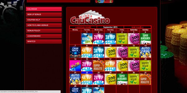 CauCasino MCPcom 4