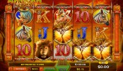 African Sunset Video Slots by GameArt MCPcom