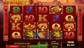 Dragon King Video Slots by GameArt MCPcom