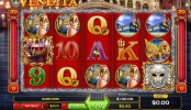 Venetia Video Slots by GameArt MCPcom