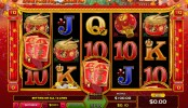 Dancing Lion Video Slots by GameArt MCPcom