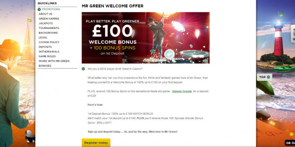 Mr Green Casino MCPcom bonus2