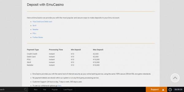EmuCasino MCPcom3