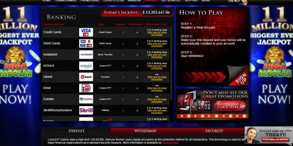 Lucky247 Casino MCPcom6
