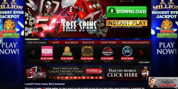 Lucky247 Casino MCPcom