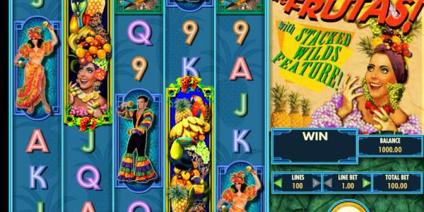 Samba De Frutas Video slots by IGT MCPcom